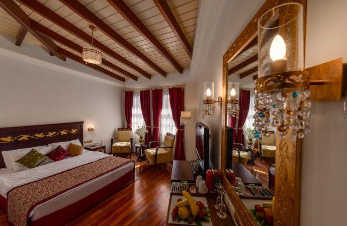 Tuvana Hotel Deluxe Room 1