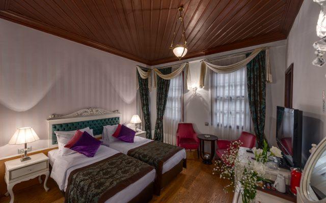 Tuvana Hotel Economy Room 1