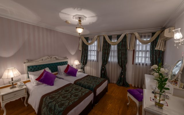 Tuvana Hotel Standard Room