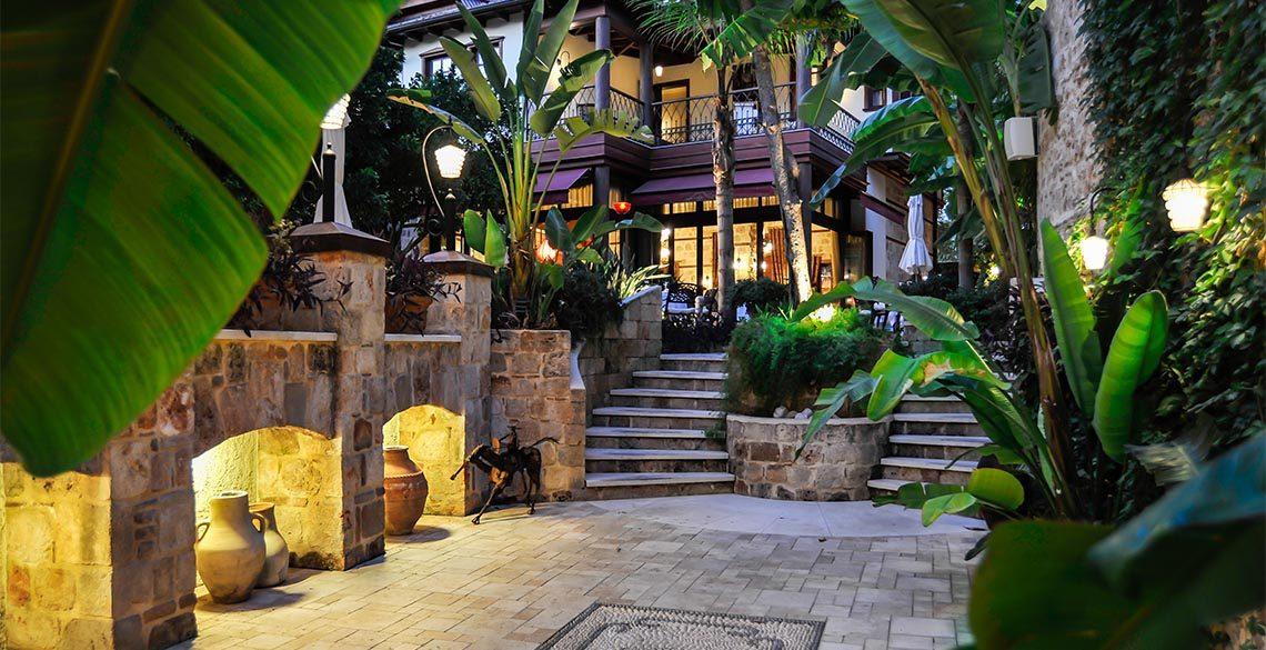 Tuvana Hotel View