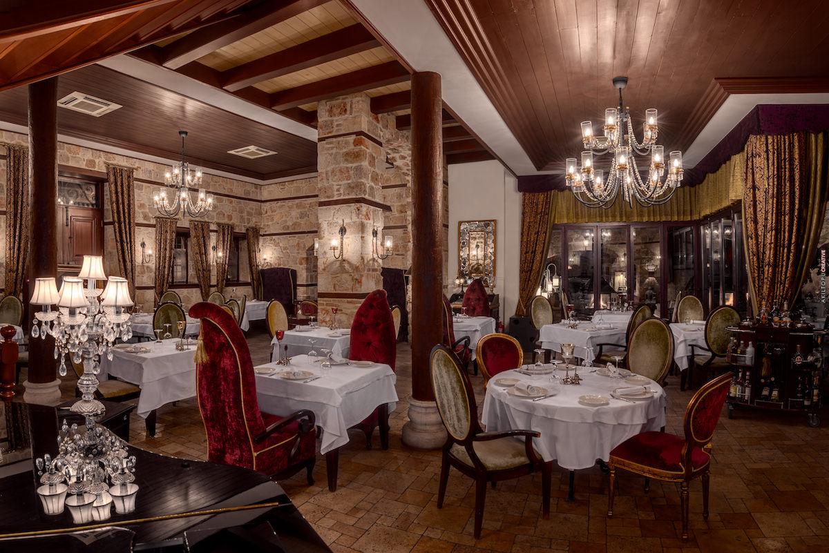 Seraser Fine Dining Restaurant 1