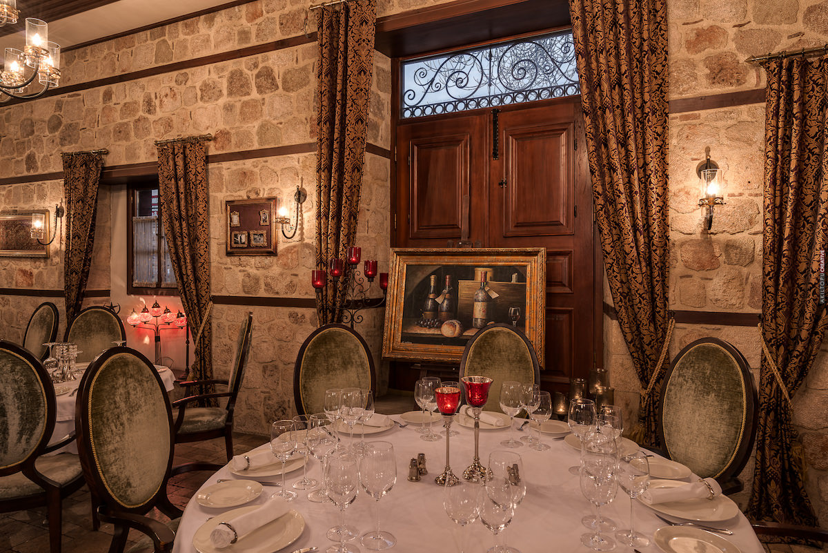 Seraser Fine Dining Restaurant 3