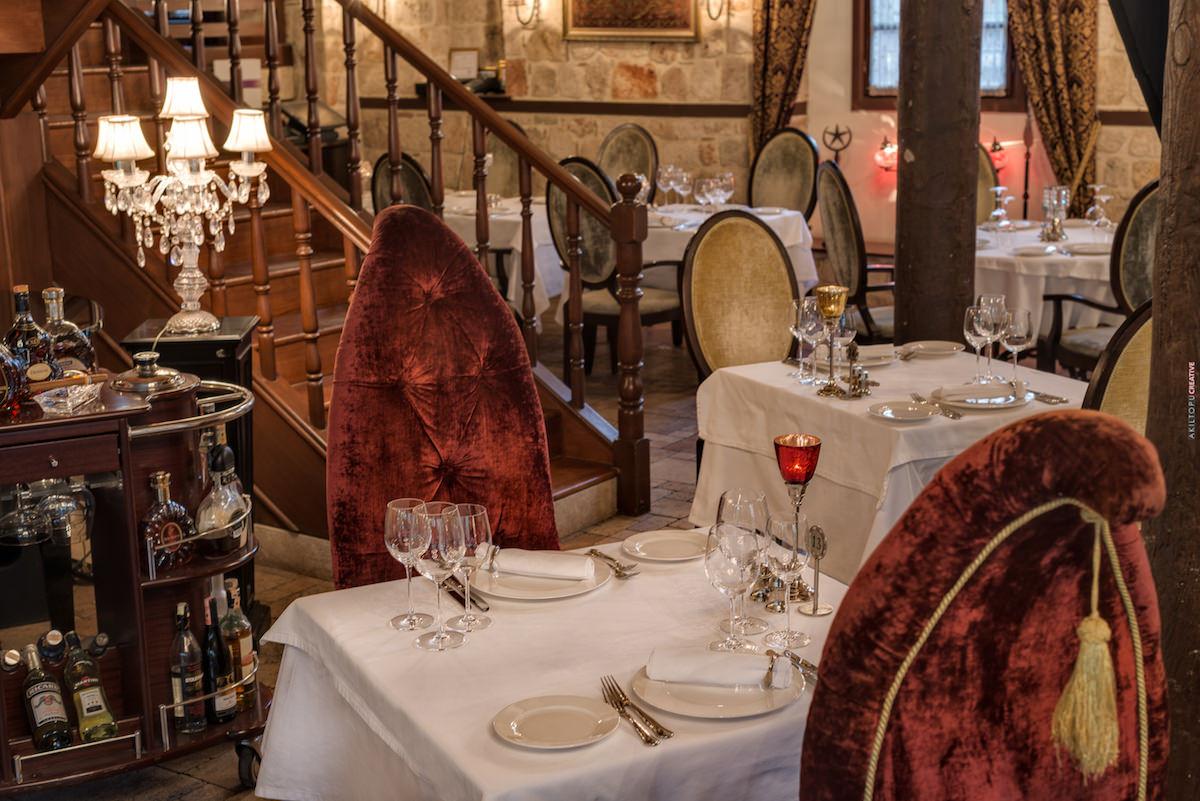 Seraser Fine Dining Restaurant 5