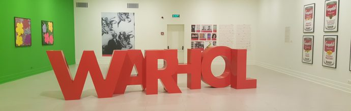 Andy Warhol Exhibition Antalya