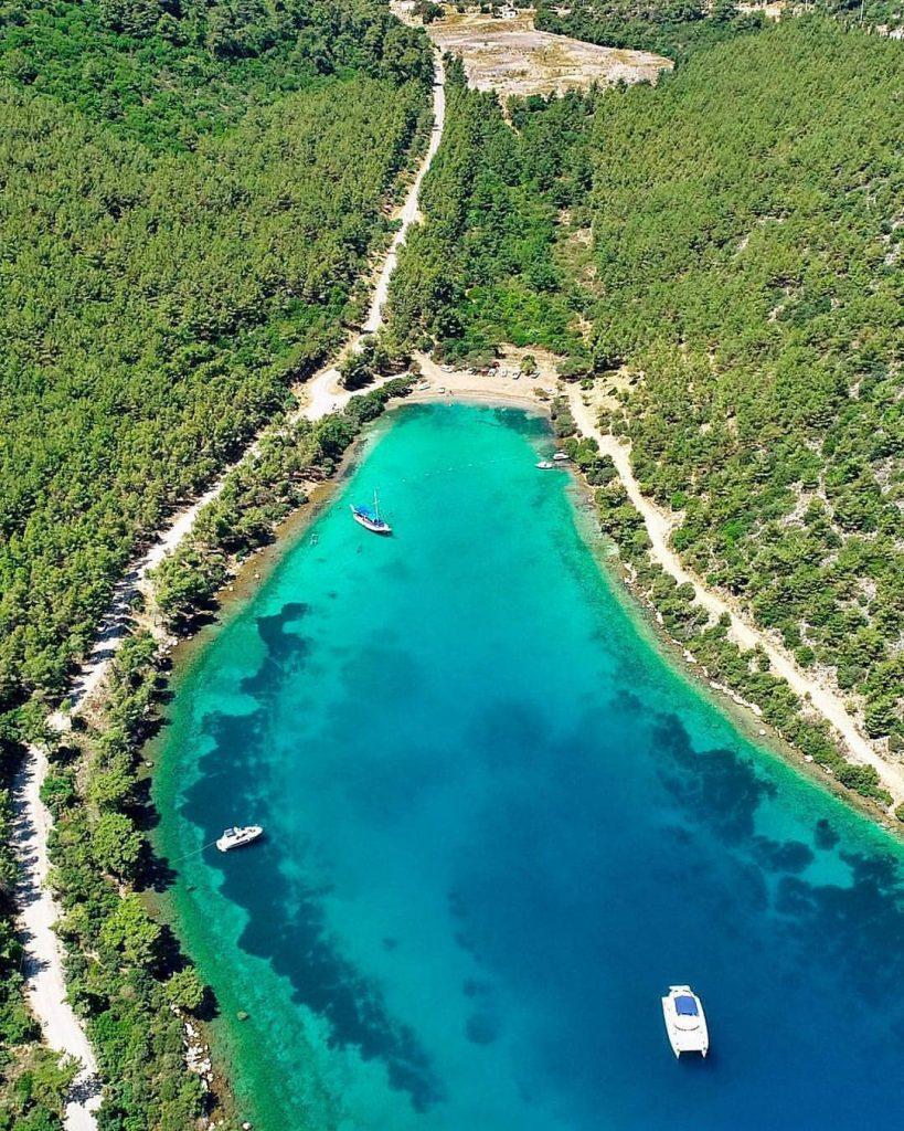 اجمل 6 شواطئ في انطاليا